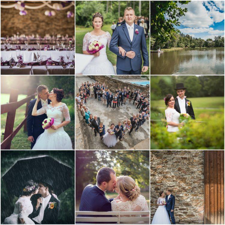 SVATEBNÍ FOTOGRAFKA Milé nevěsty, stále mám ještě nějaké termíny volné – koukněte