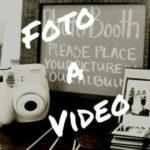 Logo skupiny Svatební Foto&Video